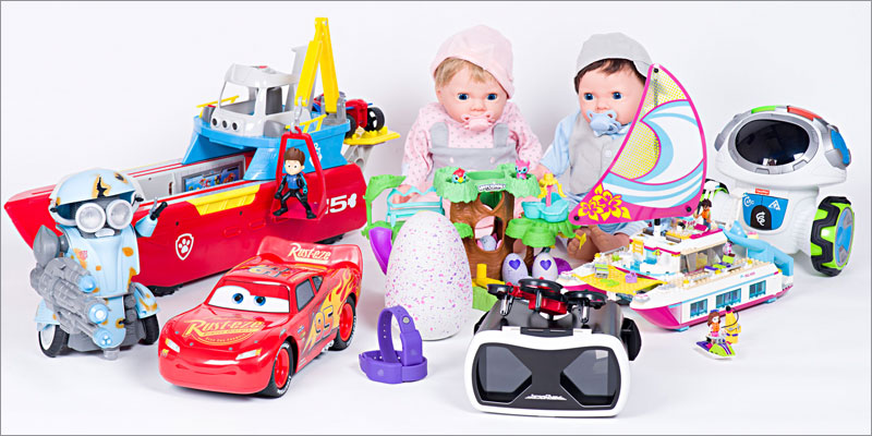 Top 100 Best Selling Toys : Argos unveils top toys for christmas mojo nation