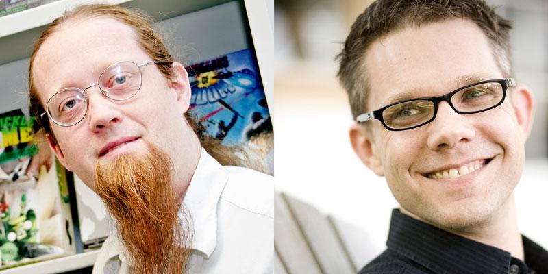 Jeremy Holcomb & Jeff Tidball