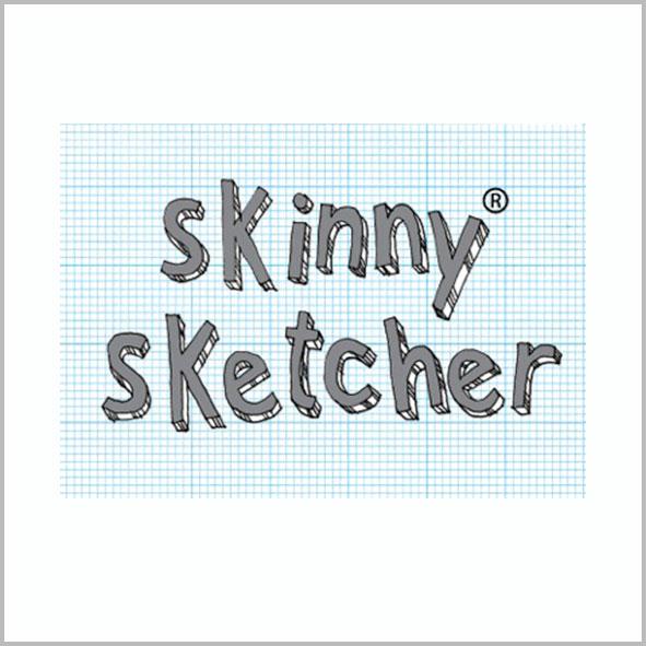 Skinny Sketcher