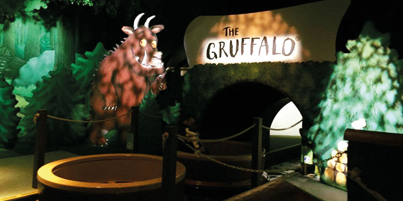 Gruffalo Design Challenge