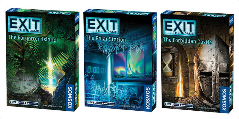 Exit the game boxes