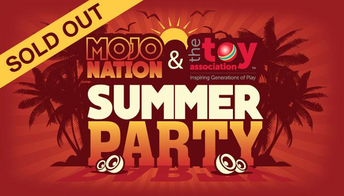 Mojo Nation Summer Party 2019