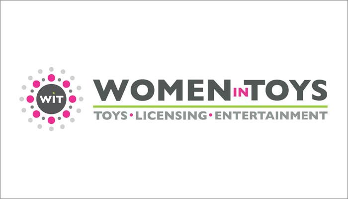 Women in Toys Logo