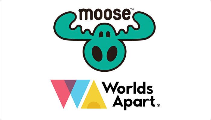 Moose, Worlds Apart