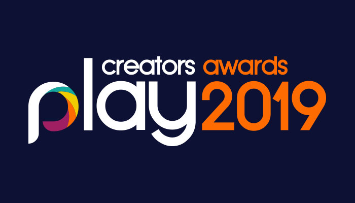 Play Creators Awards Logo