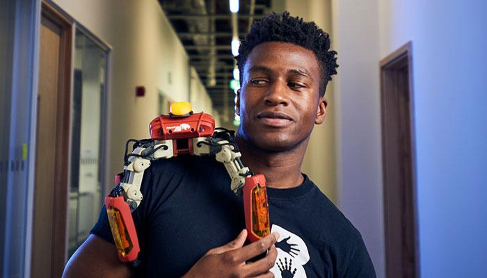 Silas Adekunle Reach Robotics