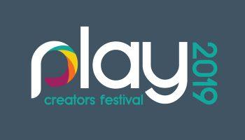Play Creators Festival Logo