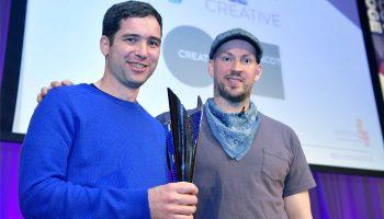 Euan Lind scoops Creative EDGE Award