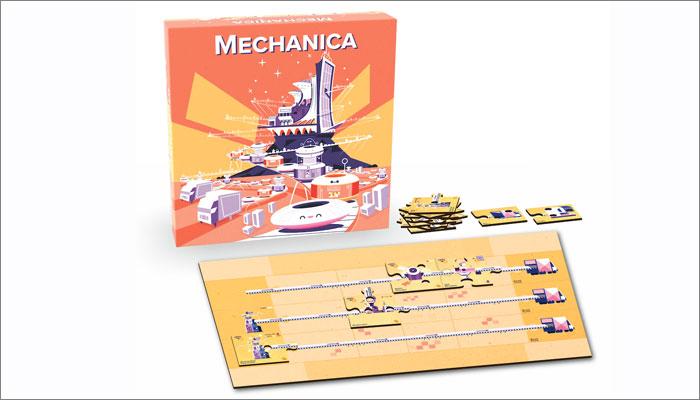 Mechanica Game