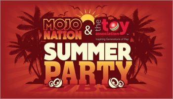 Mojo Nation Summer Party