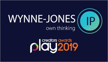 Wynne- Jones IP, Play Creators Awards