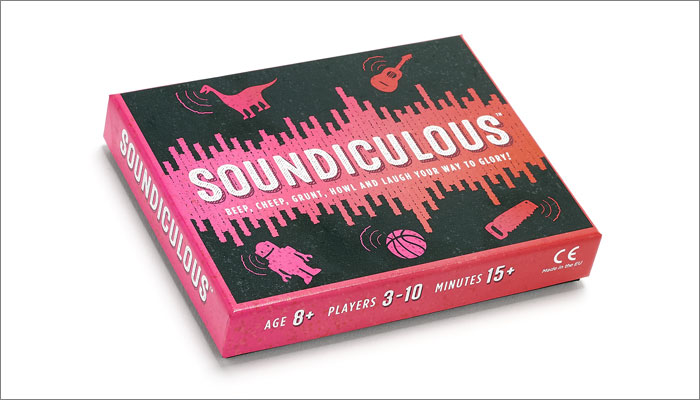 Soundiculous, Gamely