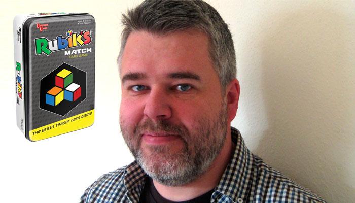 Brett J. Gilbert, Rubik's Match