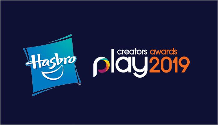 Hasbro, Play Creators Awards