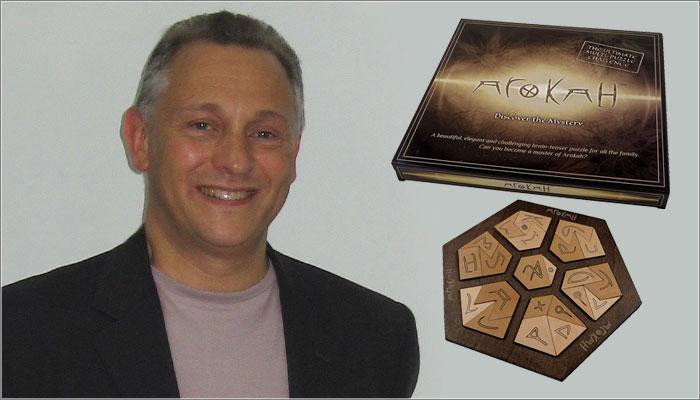 Steve C Brazier, Arokah