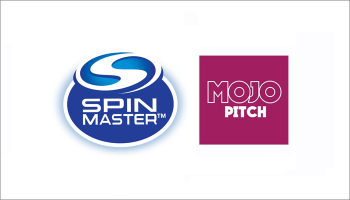 Spin Master - Mojo Pitch