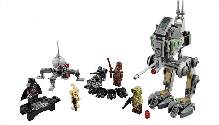 Lego Marks 20 Years Of Lego Star Wars With Special Edition Sets