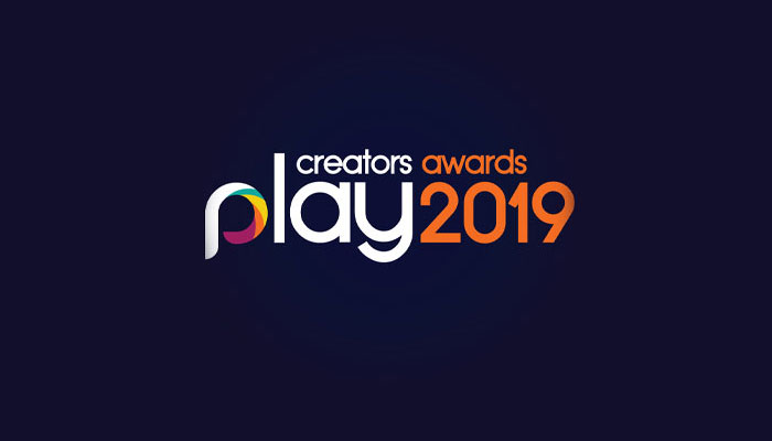 Play Creators Awards 2019