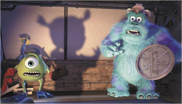 Mattel Pixar