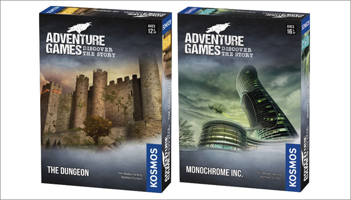 The Adventure Game Series