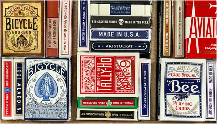 Cartamundi, The United States Playing Card Company