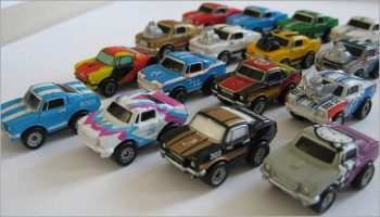 Wicked Cool Toys, Micro Machines
