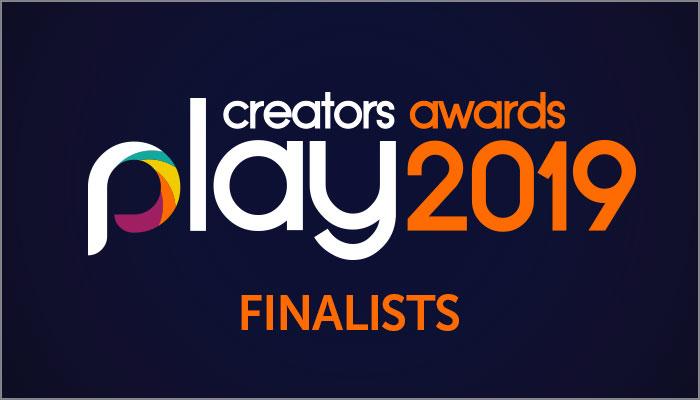 Play Creators Awards Finalists