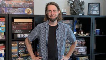 Corey Konieczka, Unexpected Games