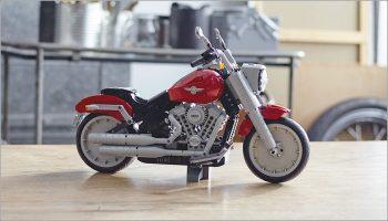 LEGO, Harley-Davidson