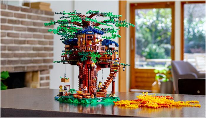 LEGO, Tree House