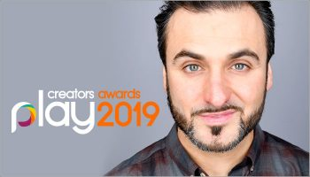 Patrick Monahan, Play Creators Awards
