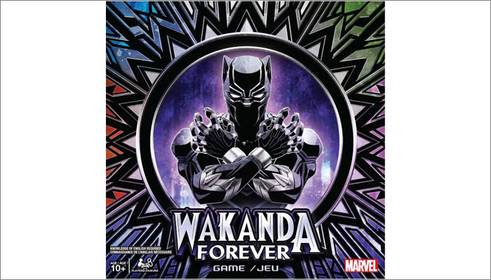 Wakanda Forever, Spin Master