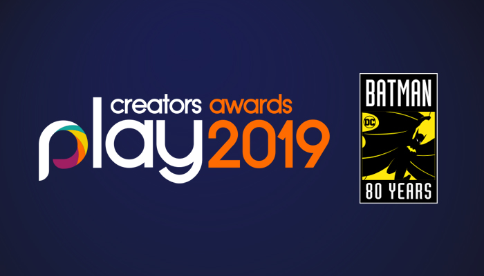 Batman, Play Creators Awards