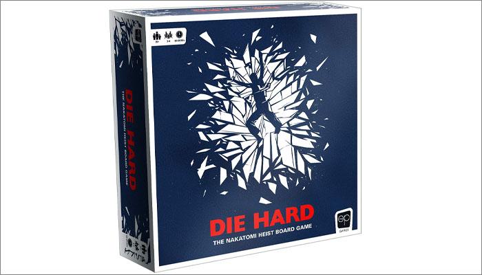 Die Hard, The Nakatomi Heist Board Game