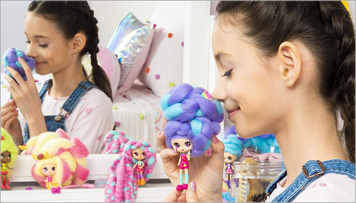Candylocks dolls