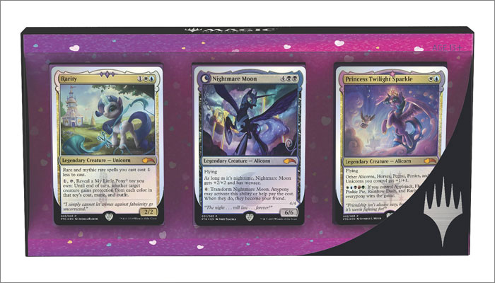 Magic: The Gathering x My Little Pony