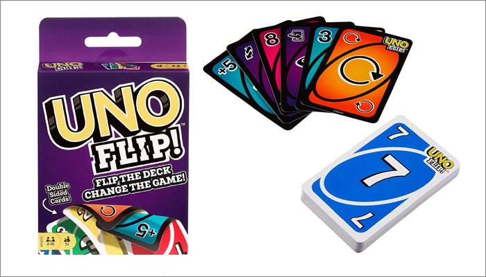 UNO Flip, Carterbench