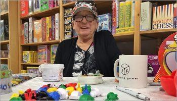 Maureen Hiron, Inventor