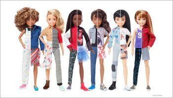 Mattel's Creatable World doll line