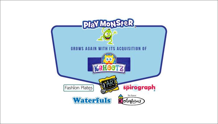 PlayMonster, Kahootz Toys