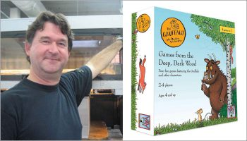Andrew Harman, Yay Games, Gruffalo Design Challenge