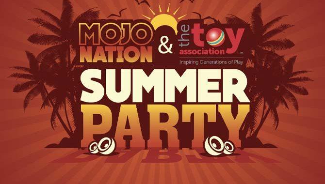 Mojo Nation Summer Party 2020