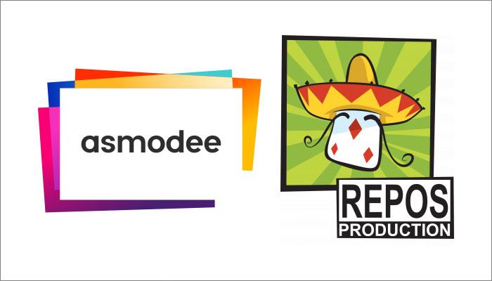 Asmodee, Repos Production