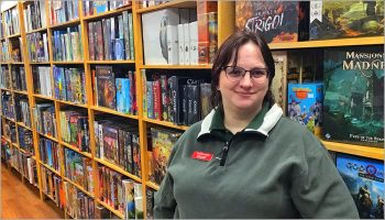 Becky Ottery, Eclectic Games
