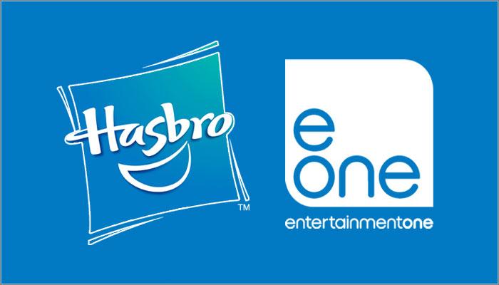 Hasbro, Entertainment One Ltd