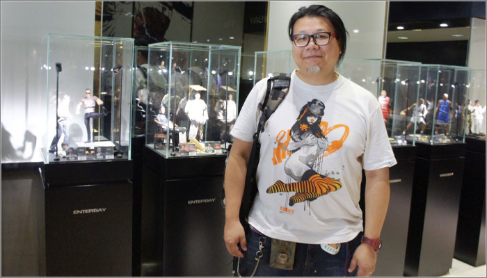 James Yuen, Fab Design