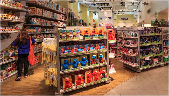 US Toy market sales