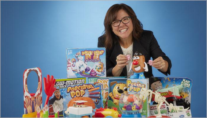 Tanya Thompson, Hasbro