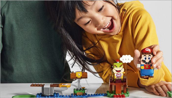 Jonathan Bennink, LEGO