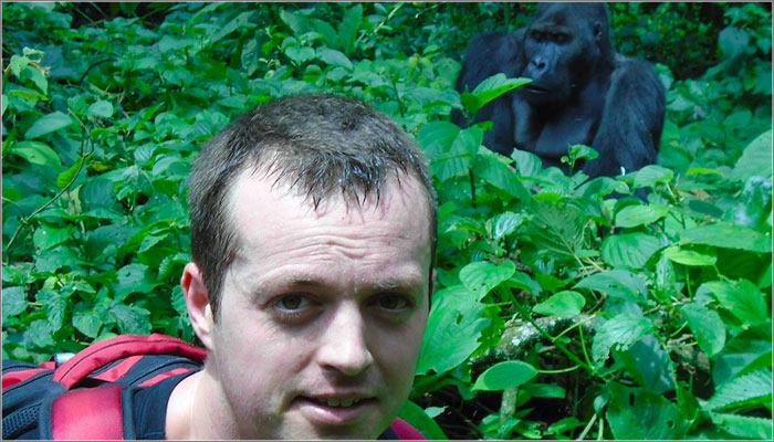 Richard Milburn, conservation expert